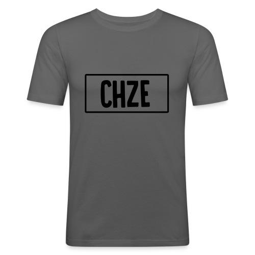 CHZE - Men's Slim Fit T-Shirt