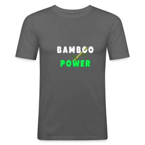 Bamboo Power T-shirt - slim fit T-shirt