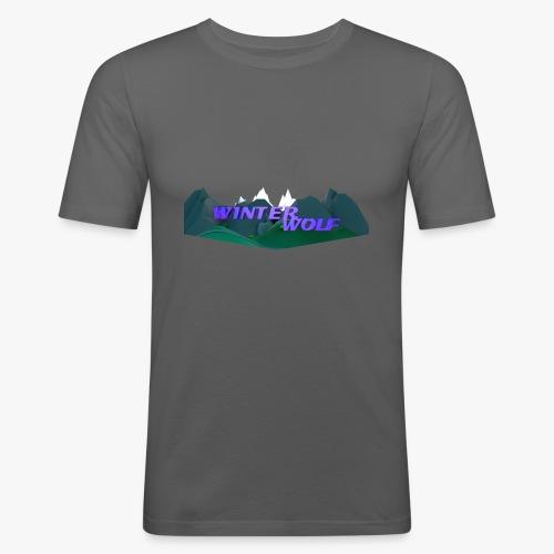 WINTERWOLF Season IV logo - slim fit T-shirt