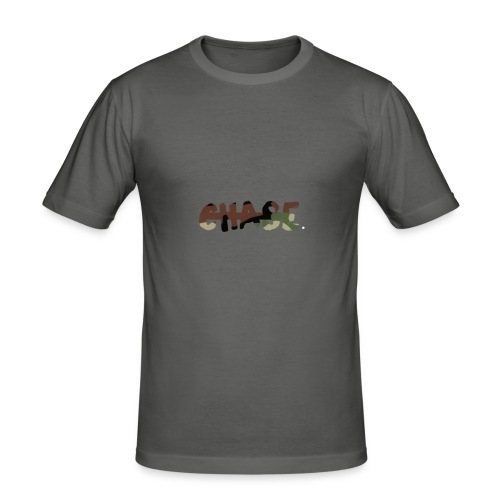 chase_camo - Men's Slim Fit T-Shirt
