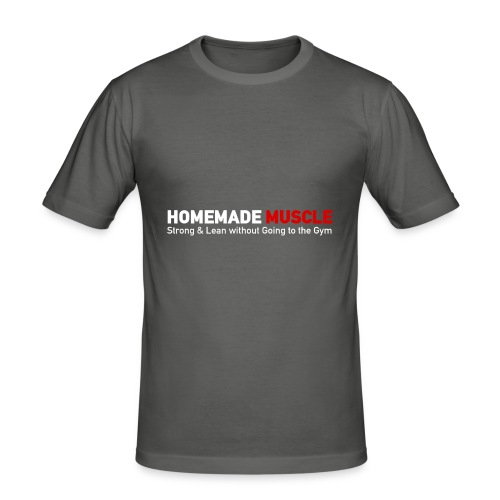 HOMEMADE MUSCLE Apparel - Men's Slim Fit T-Shirt