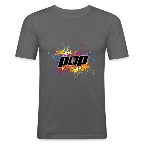 POP - T-shirt près du corps Homme