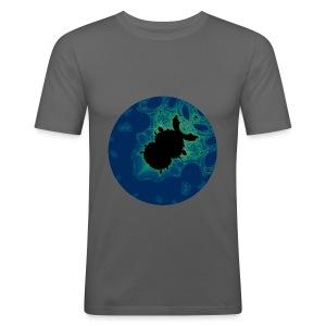 Lace Beetle - Men's Slim Fit T-Shirt