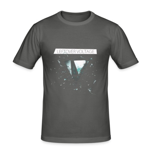 Leftover Voltage | Original - Männer Slim Fit T-Shirt