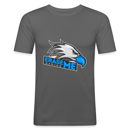 transparent_logo_file - Männer Slim Fit T-Shirt