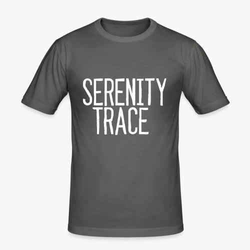 Serenity Trace LOGO W - Slim Fit T-skjorte for menn