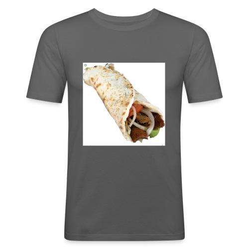 Durum Tøj - Herre Slim Fit T-Shirt