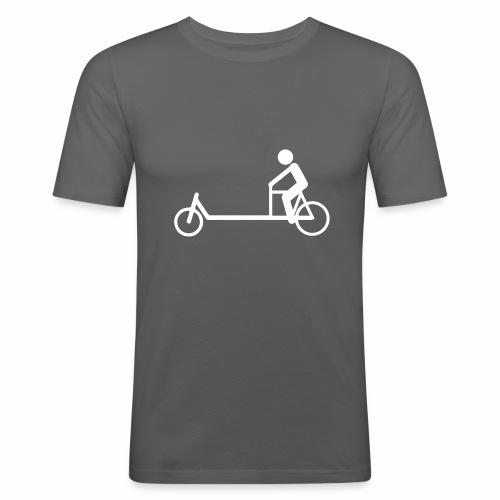Biporteur - T-shirt près du corps Homme