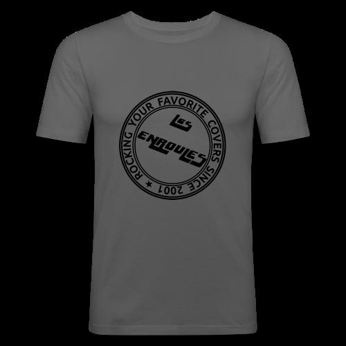 Badge - T-shirt près du corps Homme