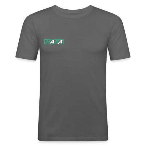 Hara Logo - Men's Slim Fit T-Shirt