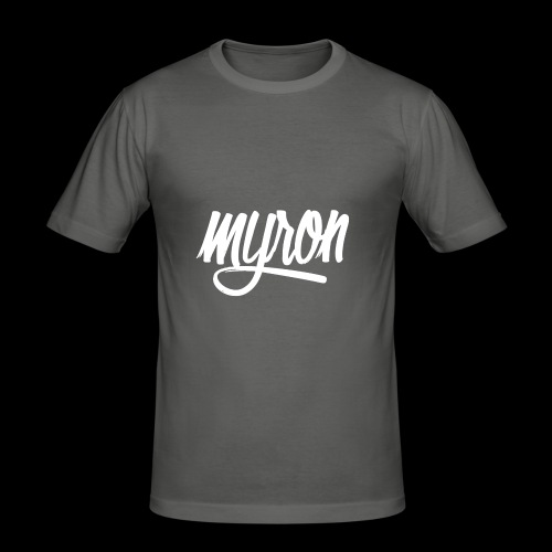Myron - slim fit T-shirt