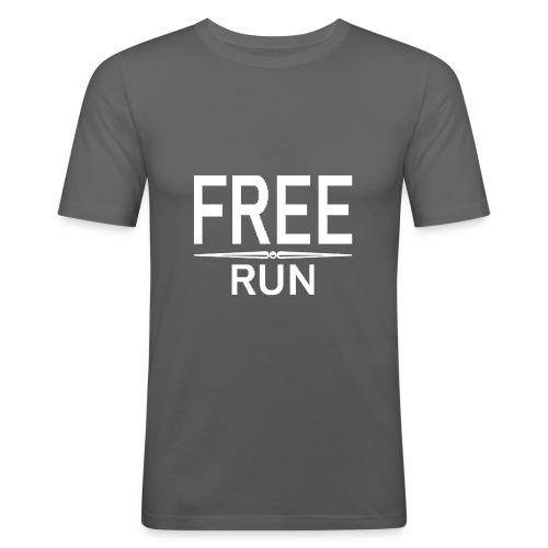FREE RUN - slim fit T-shirt