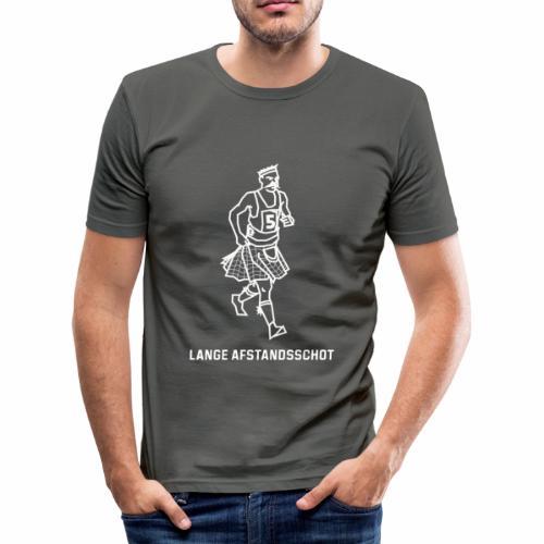 Lange Afstandsschot - slim fit T-shirt