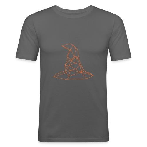 KAPELUSZ - Maglietta aderente da uomo