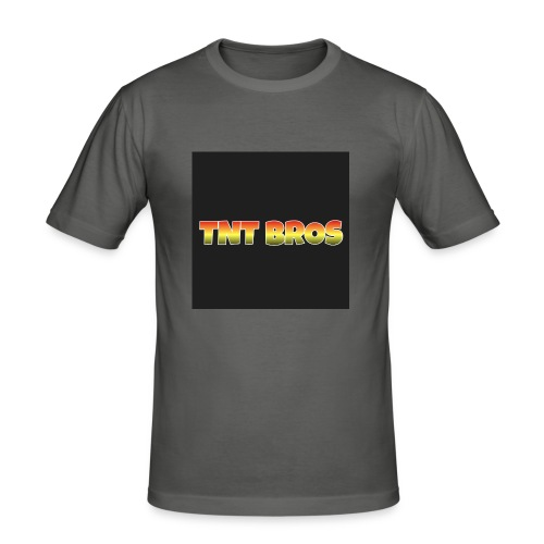 TNT BROS MERCHANDISE - Men's Slim Fit T-Shirt