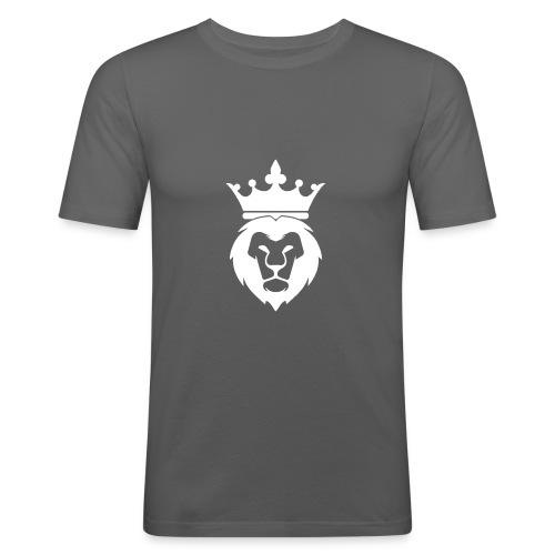 LinuZLions - Slim Fit T-shirt herr