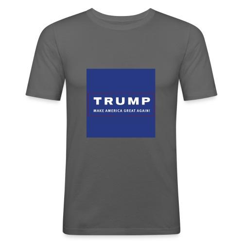 trump - slim fit T-shirt