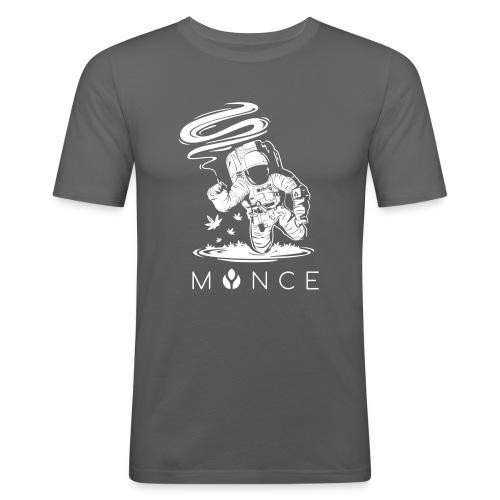 MYNCELUV – Astronaut T-Shirt - Männer Slim Fit T-Shirt