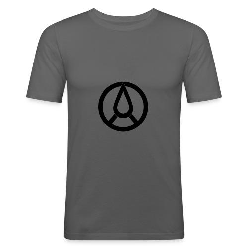pce_blackd20-1-jhghg - Slim Fit T-shirt herr
