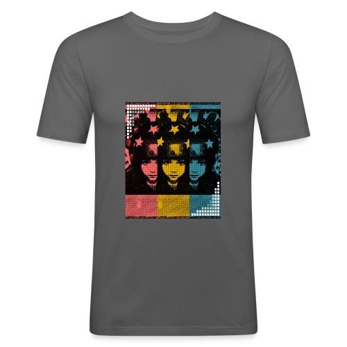 Digital natives - Männer Slim Fit T-Shirt