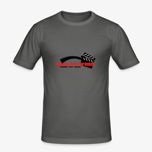 ROBLOXiwood 2017 Logo - Men's Slim Fit T-Shirt