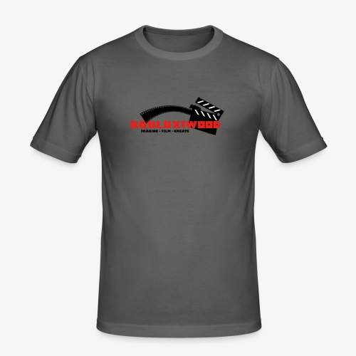 ROBLOXiwood 2017 Logo - Men's Slim Fit T-Shirt