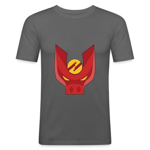 Logo_Oyol - T-shirt près du corps Homme