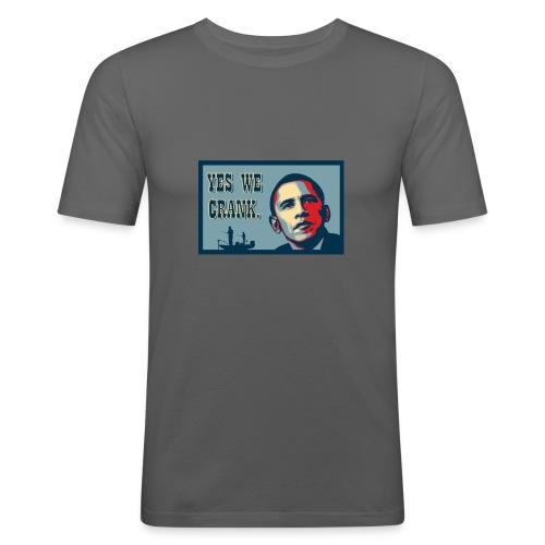Yes We Crank ! - T-shirt près du corps Homme