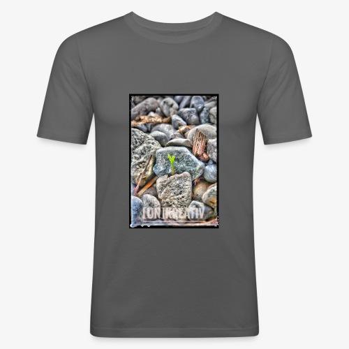 Born - Männer Slim Fit T-Shirt