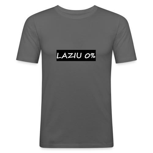 laziu - T-shirt près du corps Homme
