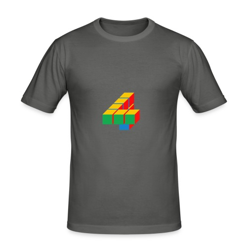 4 - slim fit T-shirt
