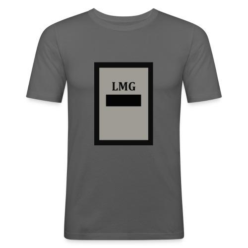 LAMOND- G collection no.7 Divide - Men's Slim Fit T-Shirt
