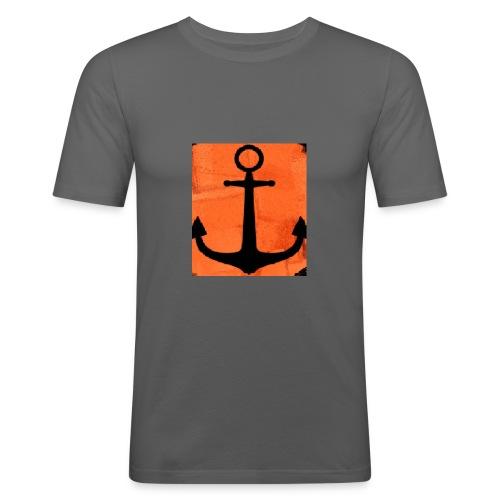 ANCRES - T-shirt près du corps Homme