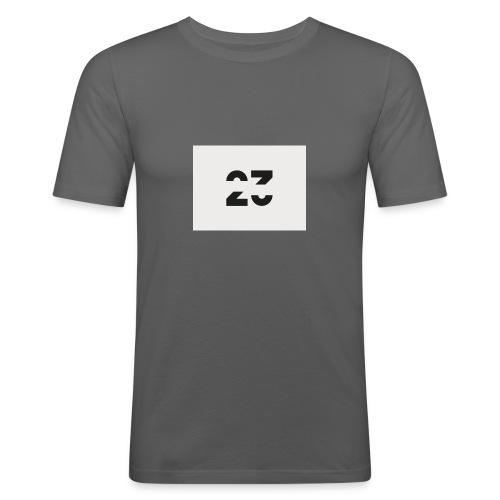 Numéro 23 - T-shirt près du corps Homme