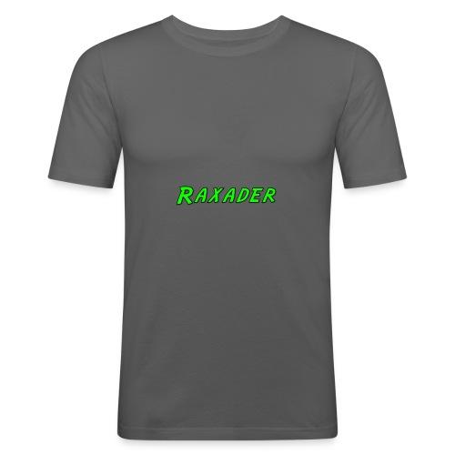 Raxader Original - Men's Slim Fit T-Shirt
