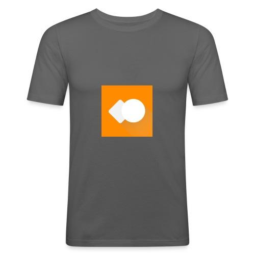 Offizielles Logo! - Männer Slim Fit T-Shirt