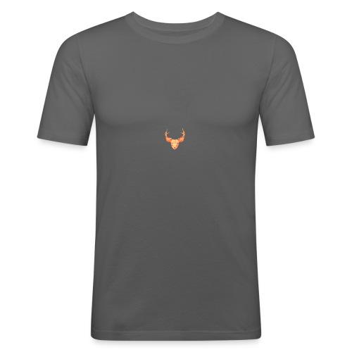 deer - T-shirt près du corps Homme