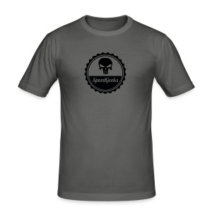 Speedgeeks - Männer Slim Fit T-Shirt