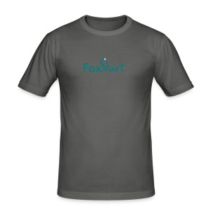 FoxShirt - Men's Slim Fit T-Shirt