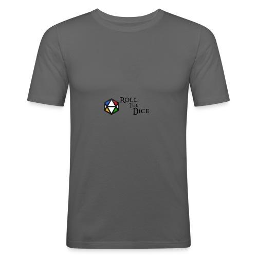 banner png - T-shirt près du corps Homme