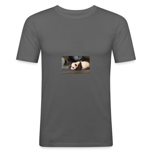 648x415 petite femelle panda nee debut juin 2016 z - T-shirt près du corps Homme