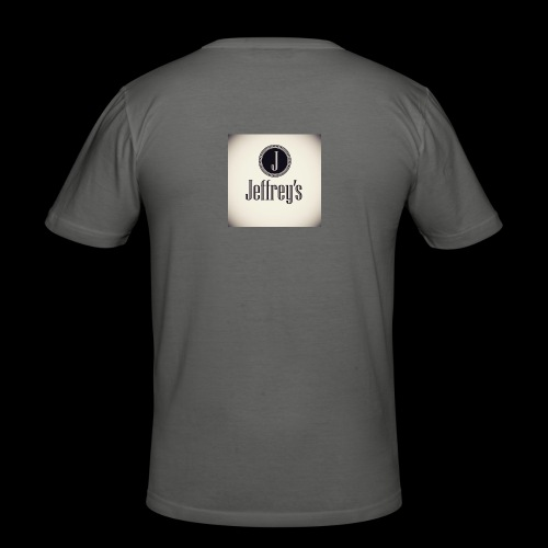 Jeffreys - Männer Slim Fit T-Shirt