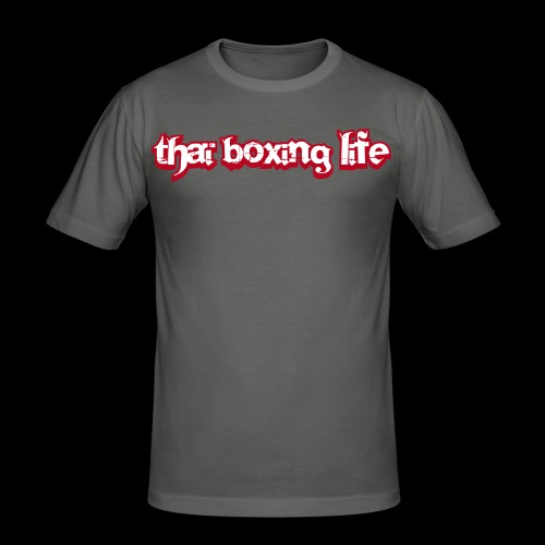 MTS92 THAI BOXING LIFE - T-shirt près du corps Homme