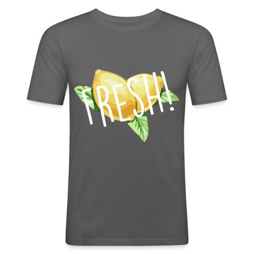 8468524 118571813 none orig png - Männer Slim Fit T-Shirt