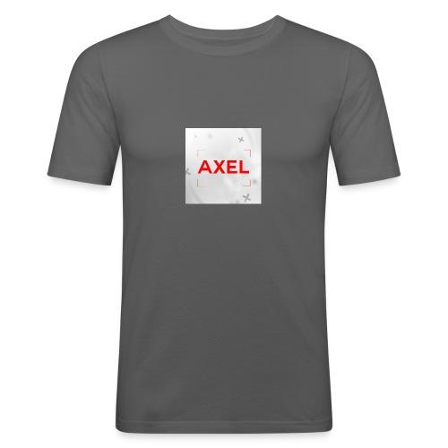 Youtube Logo - Mannen slim fit T-shirt