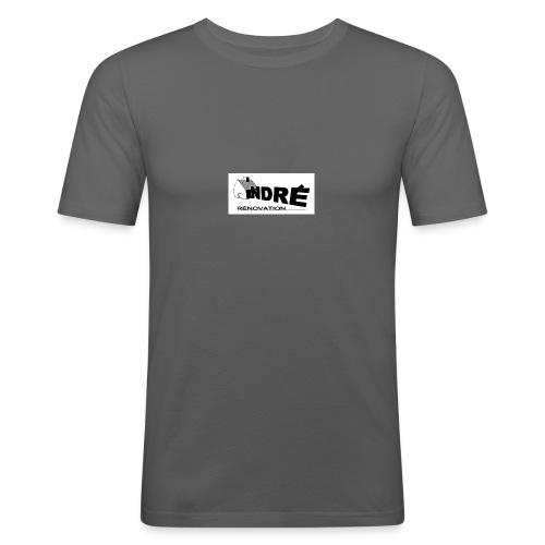 logo ANDRE - T-shirt près du corps Homme