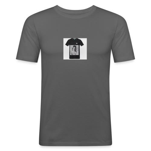 Camisa Chemise - Camiseta ajustada hombre