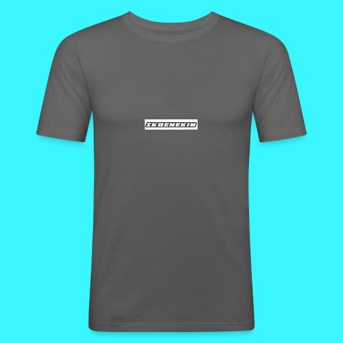 Pet - Mannen slim fit T-shirt