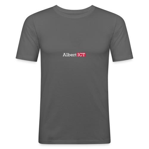 witrood - Mannen slim fit T-shirt