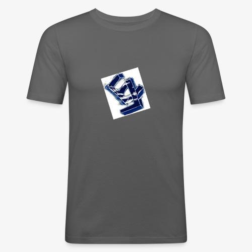 Eletro - T-shirt près du corps Homme